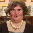 Snazzy New Hairstlyle for Susan Boyle, Brit's New Singing Star