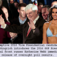 A former Miss Alabama Katherine Webb has rocketed to the top of just-released popularity polls that surveyed hundreds of thousands of likely GOP voters in the upcoming 2016 GOP Presidential […]