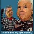 """Michael Matthew Bloomer, August 26, 2013 . . . Today, with more of the same miscalculated optimism, Senator McCain (joined by his sidekick Georgia Senator Lindsey Graham) criticized the Obama administration for sitting """"on the sidelines for too long"""" during the Syrian civil war which reveals, he and Graham assert, """"a further sign of U.S. indecision and weakness,"""" even though the Assad regime's use of chemical weapons is still unsubstantiated. . .  Does Lindsey Graham have any reason for being in the Senate other than to agree with John McCain . . ?"""