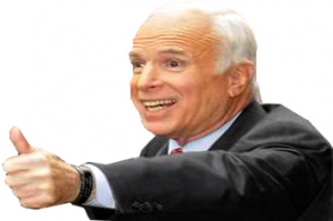 John McCain - Doctor Wrong