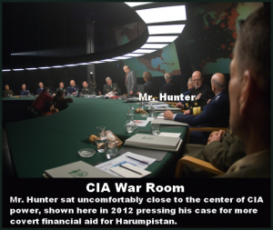CIA_Mr. Hunter presses for covert financial aid to Harumpistan