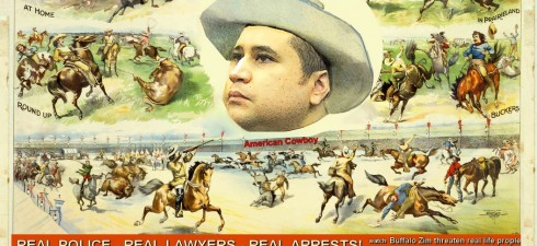 Yesterday afternoon, George Zimmerman's 2013 Wild West Tour made a stop in Apopka, Florida to the usual fanfare that led to an invitation to relax in investigative detention. The allegation was domestic violence visited . . .