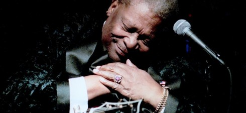 BB King - 1925-2015, memorial picture